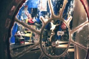 fotografiert bei der Vodou Ausstellung in Berlin Dahlem