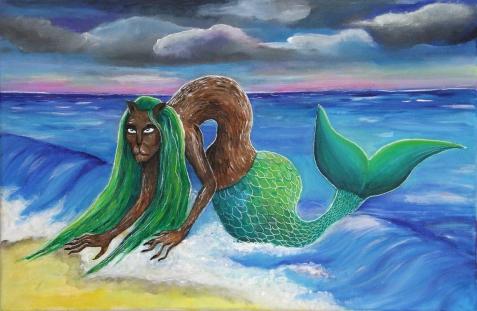 Die Meerkatze